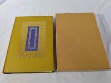 Heritage Press TWICE-TOLD TALES Nathaniel Hawthorne with Sandglass/Slipcase
