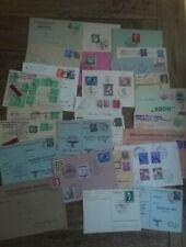 26xSammlung Briefe,Karten, Deutsches Reich, Österreich,Graz,Wien,Paket,Fund,alt