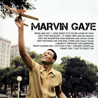 Marvin Gaye - Icon [New & Sealed] CD
