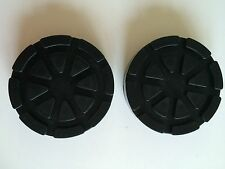 Werther 2 Post lift rubber hook over foot pad x 2