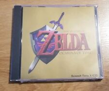 CD~Legend Of Zelda~Ocarina of Time~Nintendo  Soundtrack~Koji Kondo~NEW~SEALED~