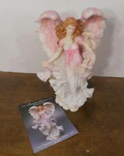 "Seraphim Classics 11.5"" Tall Angel Figurine Vanessa ""Heavenly Maiden"" Roman Inc."