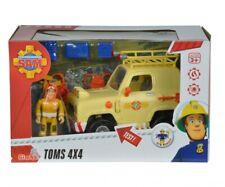 Feuerwehrmann Sam Tom's 4x4 Geländewagen von Simba Dickie