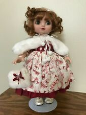 "Marie Osmond Adora Belle Holiday 2003 15"" Doll"