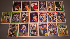 BASEBALL CARDS By TOPPS LOT Of 19 Gold Future Prospect MLB