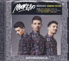 CD ♫ Compact disc «MORENO • INCREDIBILE • SANREMO EDITION » nuovo