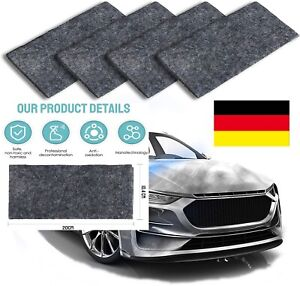 2 - 4  Stück Auto Kratzer Entferner Stoff Magic Kratzer Entferner Nano Politur