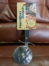 Hamilton Beach Triple Rivet Stainless Steel Pizza Cutter 90012