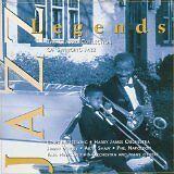 ARMSTRONG Louis, MILLER Glenn... - Jazz legends - CD Album