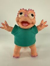 Vintage Dinosaurs Baby Sinclair Doll Rubber Head  Body Street Kids