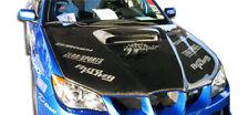 2006-2007 Subaru Impreza WRX STI Carbon Creations STI Look Hood 103413
