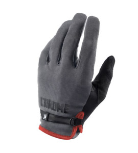 (NEW) Chrome Industries Cycling Gloves (Medium RRP £32.00)