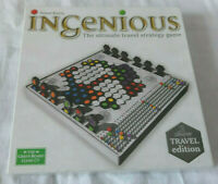 Reiner Knizia Ingenious Travel Strategy Game By The Green Board Game Co NEW