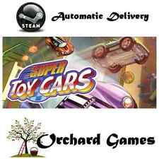 Super Toy Cars: PC MAC  : (Steam/Digital) Auto Delivery