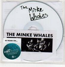 (ER410) The Minke Whales, Naked Ape - DJ CD
