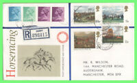 G.B. 1979 Horse Racing Royal Mail First Day Cover, 'Victoria St. Derby' cds
