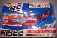 HOT WHEELS STEALTH RIDES RACING CAR