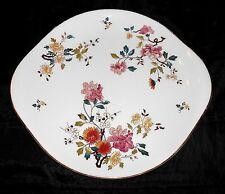 Royal Albert China Garden New Romance Pattern Cake Plate
