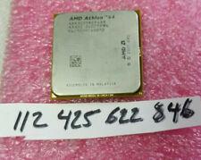 AMD ATHLON 64 3200+ ADA3200AEP4AR  CPU  SOCKET 754 DESKTOP CPU