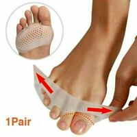 Breathable Silicone Honeycomb Forefoot Insoles High Heel Shoes Pad Gel Inso C0L0