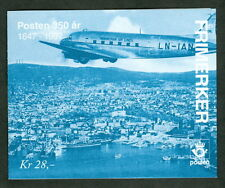 Norway 1133a (H93) Complete booklet, Vf