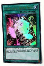 Yugioh CORE-IT060 1x CARTE DELLA PIETRA ROSSA Ultra Rara