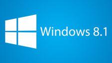 Microsoft Windows 8.1 Pro 64 Bit Key  COA OEM