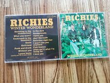 Richies – Winter Wonderland - German 1990 CD (German Ramones, Punk)