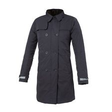 TUCANO-URBANO TRENCH SERISSA LIGHT LADY BLU-NERO TAGLIA L/44