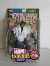 Marvel Legends HULK TORN SHIRT VARIANT Series 2 Action Figure Toybiz