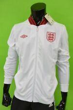 2012-2013 UMBRO ENGLAND Home Jacket ZIP Tracksuit SIZE M (adults)