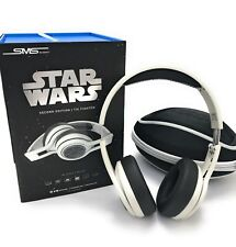 🔥SMS Audio ~ Star Wars ~ The Fighter ~ 2nd Edition ~ wired Headphones🔥