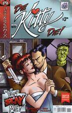 Die Kitty Die #4 Cover A Comic Book 2017 - Chapterhouse Comics