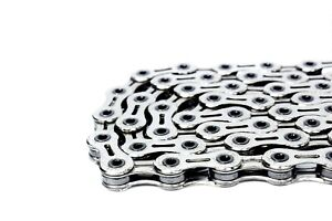 PYC SP1101 Bicycle 11 Speed Chains fit KMC X11SL/Shimano/Campy/Sram 116L Silver