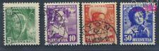 Schweiz 306-309 gestempelt 1936 Pro Juventute (7465711