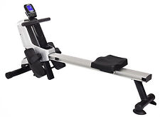 Stamina Magnetic Rower Rowing Exercise Machine w Adjustable Resistance New 2018