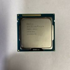 Intel Quad Core i7-3770 3.4GHz 8M 5GT/s Socket H2 CPU SR0PK WORKING CONDITION.