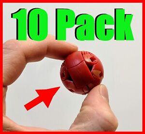 Instant Vintage Bakugan Battle Brawlers Toy Collection Random *Lot of 10 Balls!*
