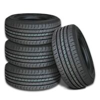 4 Lexani LXHT-206 245/60R18 105H SUV/Truck Premium Highway All Season M+S Tires