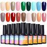 LILYCUTE 8ml UV Gel Nail Polish Soak Off UV/LED Gel Nails  Salon Tools