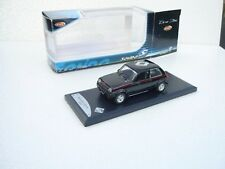 Solido Diecast Metal 1:43 Renault 5 Alpine 1977 Black M box