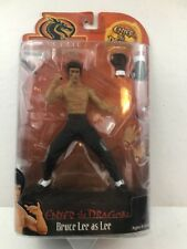 Bruce Lee Enter the Dragon Classic Film Collector Figure 2000 Boxing Gloves