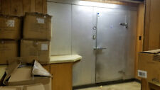 Restaurant, Flower Shop Walk in Cooler with evap and condensers Approx. 9' X 8'