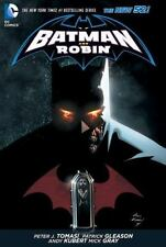 Batman and Robin Vol. 6:The Hunt for Robin by Peter J. Tomasi Hardcover 2015