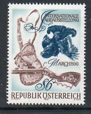 AUSTRIA MNH 1978 SG1805 INTERNATIONAL HUNTING EXHB