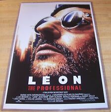 Leon The Professional 11X17 Movie Poster Jean Reno Natalie Portman
