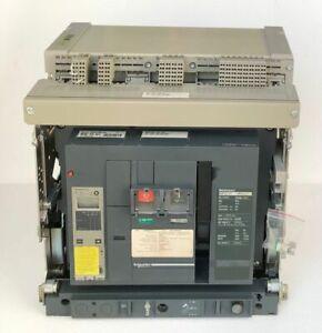 SCHNEIDER ELECTRIC Masterpact NW12 H1 Disjoncteur 1250 Amp Avec Voyage Unité