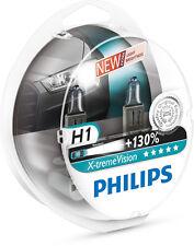Philips X-treme Vision H1 +130% P43t 12258XV 2 St +++EINFÜHRUNGSPREIS++