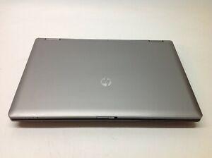 """[C] HP ProBook 6550b Laptop 15.6"""" i7-740Q@1.73GHz 8GBRAM 256GBSSD  DVD DP Win10"""
