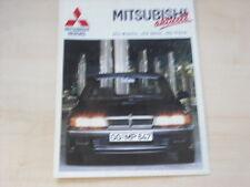 53259) Mitsubishi Colt Lancer Galant - aktuell 12/1990